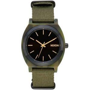 Nixon A327-2619-00 - Montre mixte avec bracelet en tissu