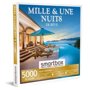 Smartbox Coffret cadeau Mille et une nuits de rêve