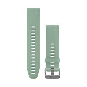Garmin Bracelet QuickFit - 20 mm Accessoires montres/ Bracelets Vert - Taille TU