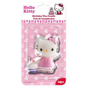 Bougie décorative Hello Kitty (8 cm)
