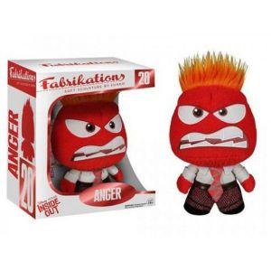 Funko Peluche Vice Versa : Anger (Colère) 15 cm