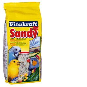 Vitakraft Litière et substrats sanitaires pour oiseaux 2.5 kg