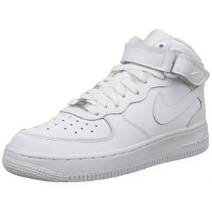 Nike Basket Air Force 1 Mid Blanche 314195 113