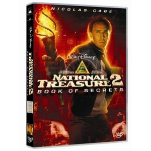 National Treasure 2 - Book of Secrets [Import anglais] [DVD]