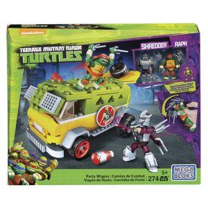 Mega Bloks DMX54 - Les Tortues Ninja : Camion de combat