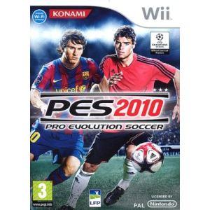 PES 2010 : Pro Evolution Soccer [Wii]