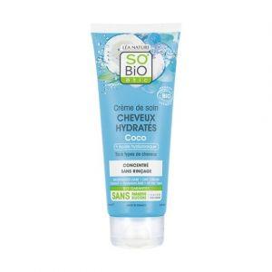 So'Bio Étic Crème de soin cheveux hydratés Coco