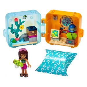 Lego Friends 41410 Cube de jeu d'été d'Andréa