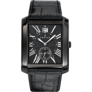 Certus 610988 - Montre pour homme avec bracelet en cuir