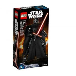 Lego 75117 - Star Wars : Kylo Ren - Buildable Figures