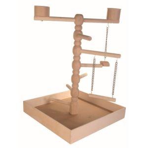 Trixie Aire de jeux pour perroquets (41 x 55 x 41 cm)