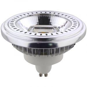 Ecolux Ampoule LED AR111 GU10 220V 12W dimmable Blanc Chaud (2700K)