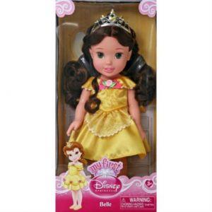 Taldec Poupée Princesses Disney Belle 33 cm