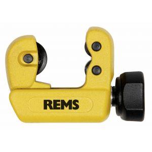 """Rems Mini coupe-tube RAS Cu-INOX 3-16 - Coupe Ø 3 jusqu'au Ø 16 mm - 1/8 à 5/8"""""""