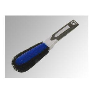 Brosse a jantes Silver boy - Cette brosse est destinée à un nettoyage approfondi de vos jantes sans risques de les abîmer