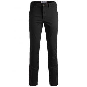 Jack & Jones NOS Jjimarco Jjbowie Sa Black Noos Pantalon Noir, W33/L30 (Taille Fabricant: 33) Homme