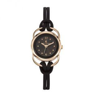 Ted Lapidus A0285UNPN - Montre pour femme avec bracelet en cuir