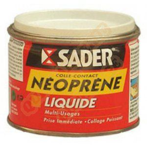 Sader Colle néoprène liquide boîte 500 ml