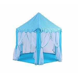 Tente Château pour Enfants Bleue