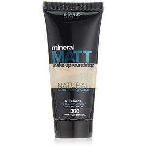 Ingrid Cosmetics Mineral matt make up fondation