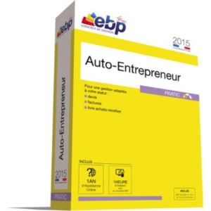 Auto-Entrepreneur Pratic 2015 [Windows]