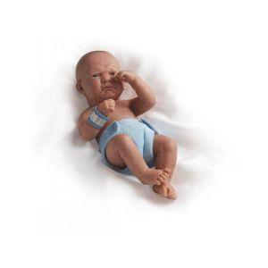 Berenguer Poupon la newborn 36 cm nouveau-né réaliste garçon sexué