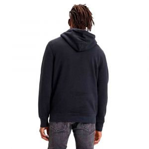 Levi's New - Hoodie original avec petit logo - Noir minéral