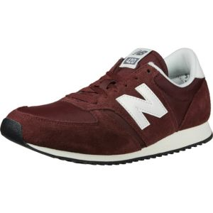 New Balance U420RDW, Baskets Mixte Adulte, Rouge (Dark Red), 39.5 EU