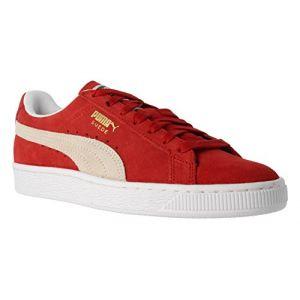 Puma Baskets Mode Suede Rouge 41