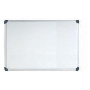 Juvenilia Tableau blanc magnétique laqué en aluminium (60 x 90 cm)