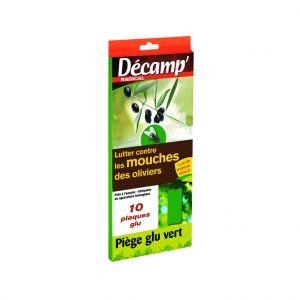 Decamp Piège vert x 10