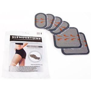 Slendertone 0708-8723 - Electrodes de rechange pour fessiers et cuisses