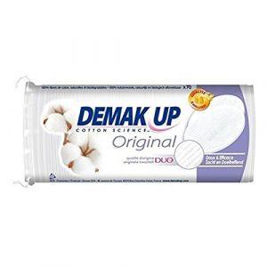 Demak Up Original Duo - Cotons disques à démaquiller Doux & Efficace