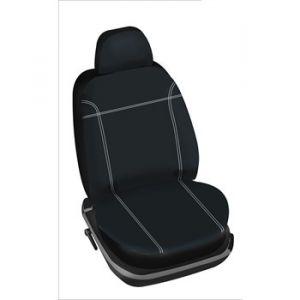 Norauto 1 housse universelle voiture siège avant Utily noire spécial utilitaire