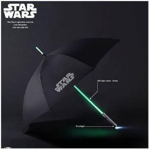 Parapluie Star Wars Sabre Laser Luke Skywalker