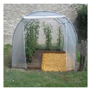 Richel Serre tunnel 6m² largeur 2 m x 3 m