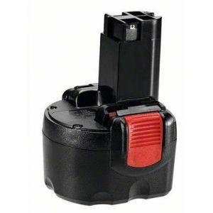 Bosch 2607335682 - Batterie O-Pack HD 9,6V capacité 2.6 Ah NiMH