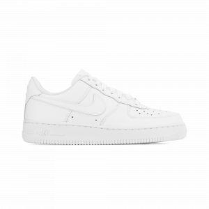 Nike Chaussure Air Force 1 pour Enfant plus âgé - Blanc - Taille 35.5