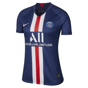 Nike Maillot de football Paris Saint-Germain 2019/20 Stadium Home pour Femme - Bleu - Taille L - Female