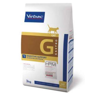 Virbac Veterinary HPM Digestive Support Cat 3 kg