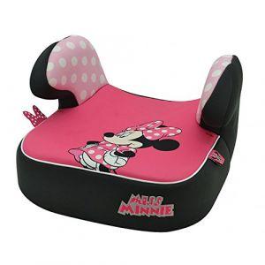 mycarsit Siège auto réhausseur Disney Minnie groupe 2/3