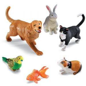Learning Resources Animaux Domestiques Géants