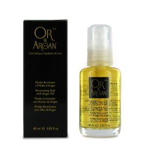Or & Argan Fluide illuminant à l'huile d'argan