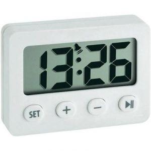 TFA Dostmann 60.2014.0 - Réveil numérique avec minuterie et chronomètre