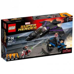 Lego 76047 - Super Heroes Marvel : Black panther pursuit