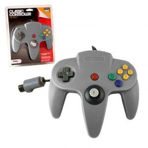 Nintendo Manette de jeu filaire pour console N64
