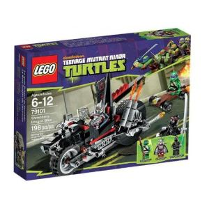 Lego 79101 - Tortues Ninja : La moto dragon de Shredder
