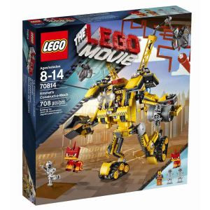 Lego 70814 - Movie : Le Construct-o-Mech d'Emmet
