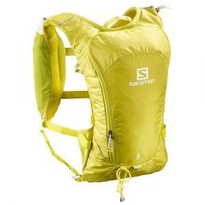 Salomon Sacs à dos Agile 6 Set - Citronell / Sulphur Spring - Taille One Size