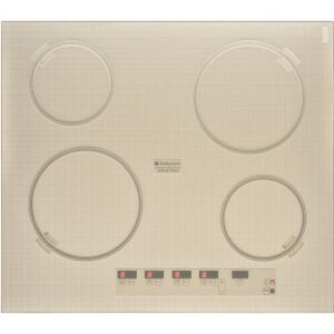 Hotpoint KIC644CDS - Table de cuisson induction 4 foyers